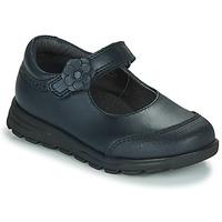 Topánky Dievčatá Balerínky a babies Pablosky 334020 Modrá