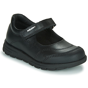 Topánky Dievčatá Balerínky a babies Pablosky 334210 Čierna
