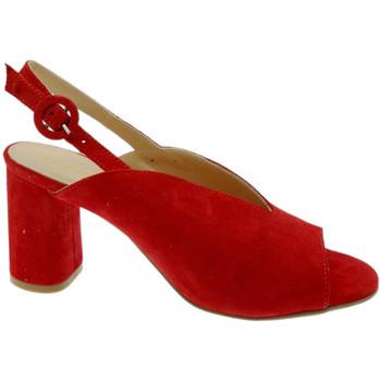 Topánky Ženy Sandále Soffice Sogno SOSO20150ro rosso