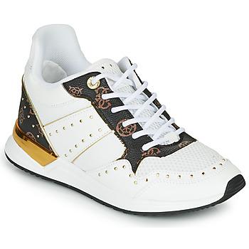 Topánky Ženy Nízke tenisky Guess REJJY Biela