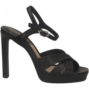 Topánky Ženy Sandále Bruno Premi NAPPA nero