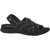 Topánky Ženy Sandále Enval D SA 52905 nero-arg