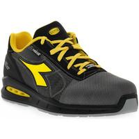Topánky Muži bezpečnostná obuv Diadora UTILITY RUN NET AIRBOX Grigio
