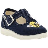 Topánky Chlapci Sandále Emanuela BLU SANDALO Blu