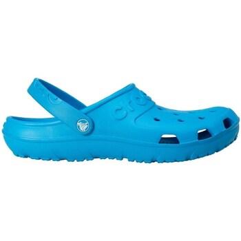 Topánky Muži Nazuvky Crocs Hilo Clog Ocean Modrá
