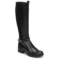 Topánky Ženy Čižmy do mesta Betty London NINISS Čierna