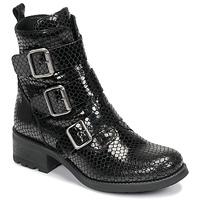 Topánky Ženy Polokozačky Betty London NANISS Čierna