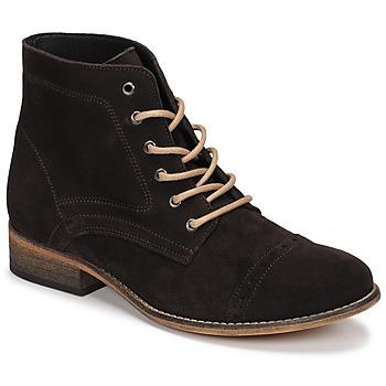 Topánky Ženy Polokozačky Betty London FOLIANE Hnedá