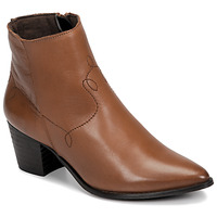 Topánky Ženy Čižmičky Betty London NIMIE Ťavia hnedá
