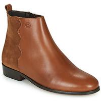 Topánky Ženy Polokozačky Betty London HELOI Ťavia hnedá