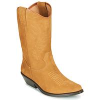 Topánky Ženy Čižmy do mesta Betty London LOVA Ťavia hnedá