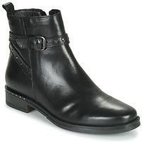 Topánky Ženy Polokozačky Betty London NORIA Čierna