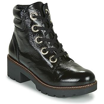 Topánky Ženy Polokozačky Betty London NAULINE Čierna