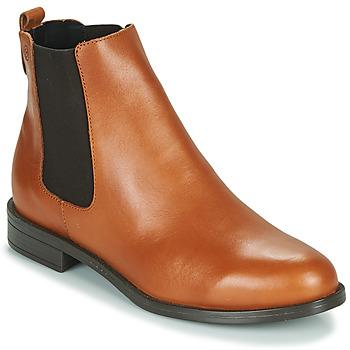 Topánky Ženy Polokozačky Betty London NIDOLE Ťavia hnedá