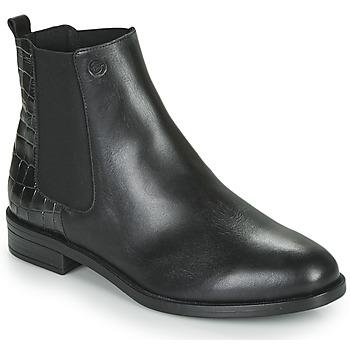 Topánky Ženy Polokozačky Betty London NIDOLE Čierna