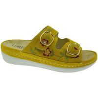 Topánky Ženy Šľapky Calzaturificio Loren LOB5021gi rosso