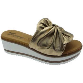 Topánky Ženy Šľapky Susimoda SUSI19097br marrone