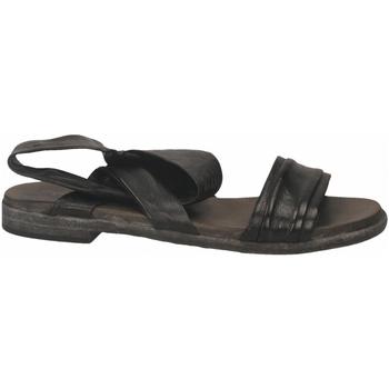 Topánky Ženy Sandále Now TOLEDO/TWICE nero-taupe