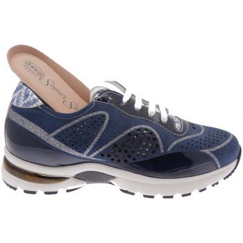 Topánky Ženy Turistická obuv Calzaturificio Loren LOA1076bl blu