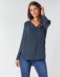 Oblečenie Ženy Blúzky Vila VILUCY Námornícka modrá