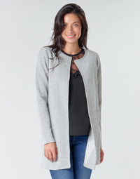 Oblečenie Ženy Saká a blejzre Vila VINAJA Šedá
