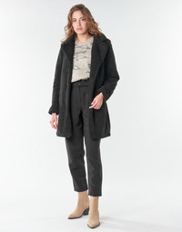 Oblečenie Ženy Kabáty Vila VILIOSI Čierna