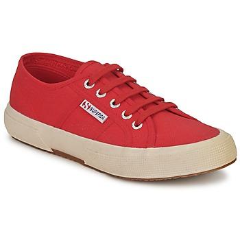 Topánky Nízke tenisky Superga 2750 CLASSIC červená