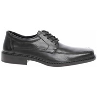 Topánky Muži Derbie & Richelieu Rieker B081200 Čierna