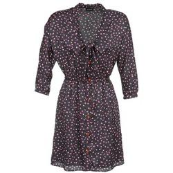 Oblečenie Ženy Krátke šaty Kookaï IXIMALE Čierna / Fialová