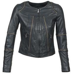 Oblečenie Ženy Kožené bundy a syntetické bundy Kookaï VIDITE Čierna