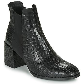 Topánky Ženy Čižmičky Fericelli NONUTS Čierna