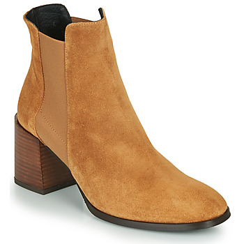 Topánky Ženy Čižmičky Fericelli NONUTS Ťavia hnedá