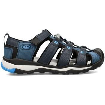 Topánky Chlapci Sandále Keen Newport Neo H2 Tmavomodrá, Grafit