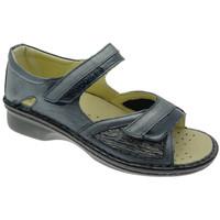 Topánky Ženy Sandále Calzaturificio Loren LOM2834bl blu