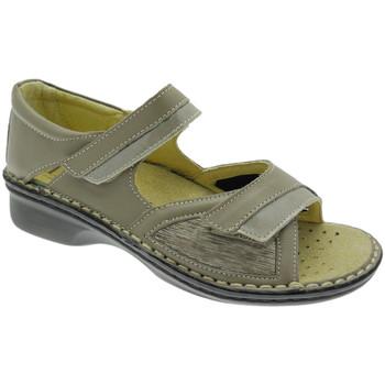 Topánky Ženy Sandále Calzaturificio Loren LOM2834to tortora