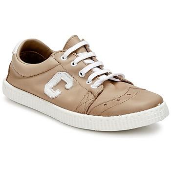 Topánky Dievčatá Nízke tenisky Chipie SAVILLE Béžová