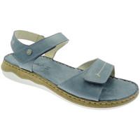 Topánky Ženy Sandále Riposella RIP40726bl blu