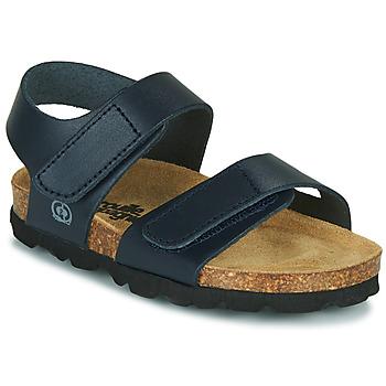 Topánky Chlapci Sandále Citrouille et Compagnie BELLI JOE Modrá