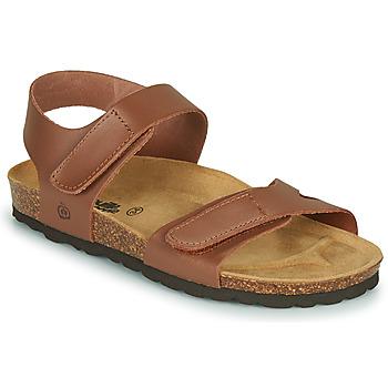 Topánky Dievčatá Sandále Citrouille et Compagnie BELLI JOE Hnedá