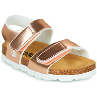 Topánky Dievčatá Sandále Citrouille et Compagnie BELLI JOE Zlatá