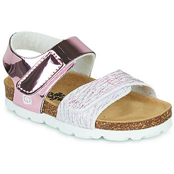 Topánky Dievčatá Sandále Citrouille et Compagnie BELLI JOE Ružová