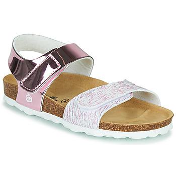 Topánky Chlapci Sandále Citrouille et Compagnie BELLI JOE Ružová