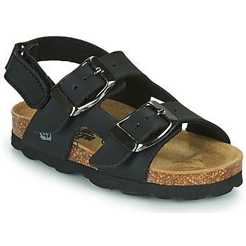Topánky Chlapci Sandále Citrouille et Compagnie KELATU Čierna