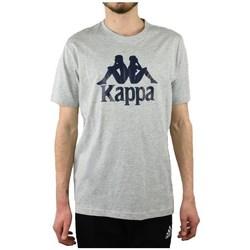 Oblečenie Muži Tričká s krátkym rukávom Kappa Caspar Tshirt Sivá