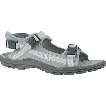 Topánky Deti Sandále Kappa Rusheen K Sivá