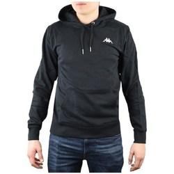 Oblečenie Muži Mikiny Kappa Vend Hooded Čierna