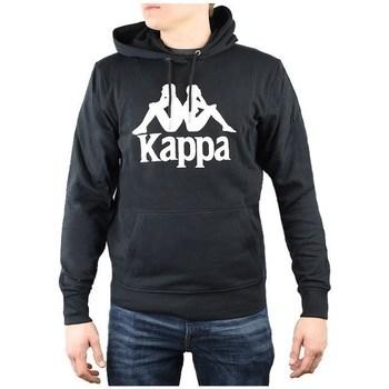 Oblečenie Muži Mikiny Kappa Taino Hooded Čierna