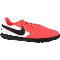 Topánky Deti Futbalové kopačky Nike Tiempo Legend 8 Club IC JR Biela, Čierna, Červená