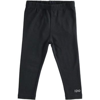 Oblečenie Dievčatá Legíny Ido 4J192 Nero