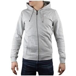 Oblečenie Muži Mikiny Kappa Veil Hooded Sivá